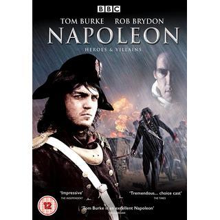Napoleon - BBC drama starring Tom Burke and Rob Brydon (Heroes & Villains) [DVD]